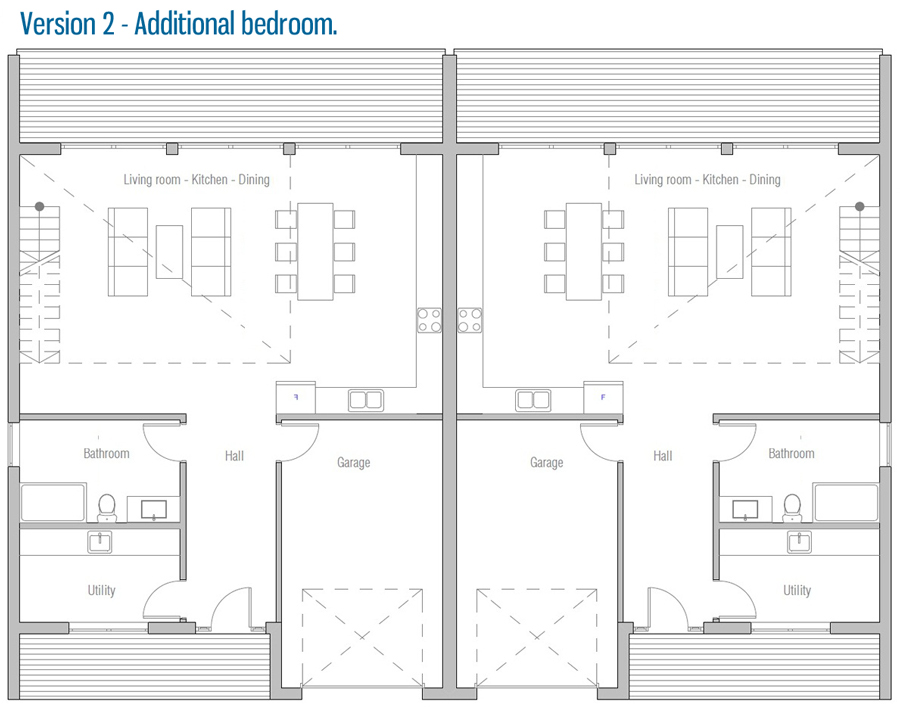 house design house-plan-ch422D 21