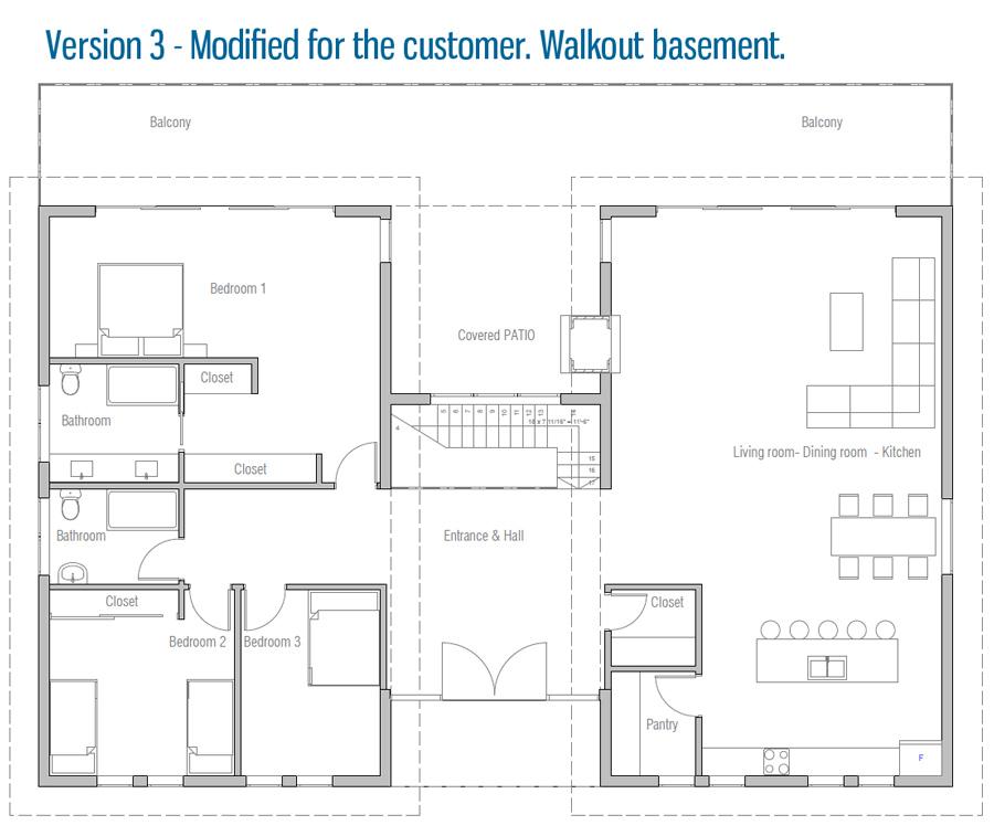 house design house-plan-ch411 21