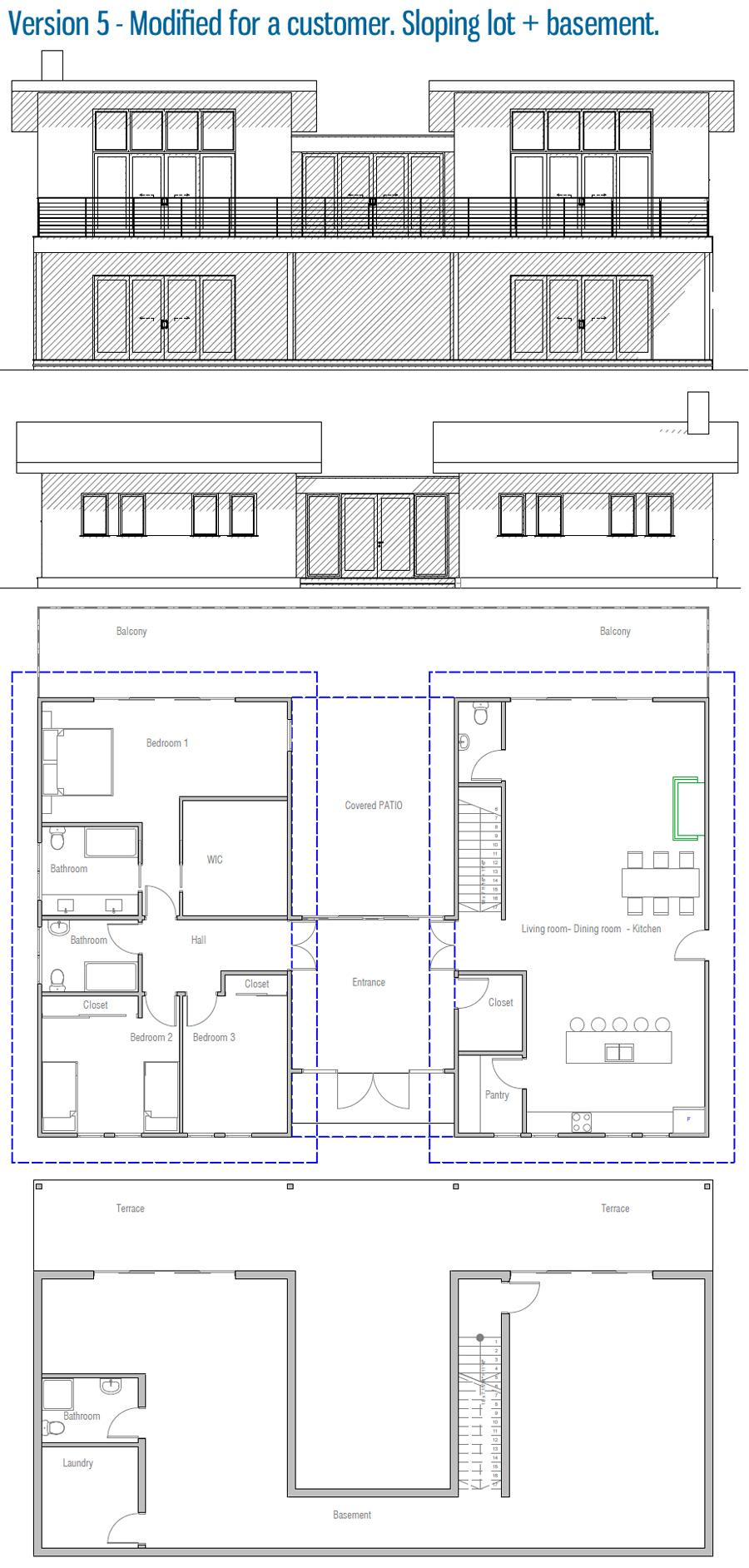 house design house-plan-ch411 43