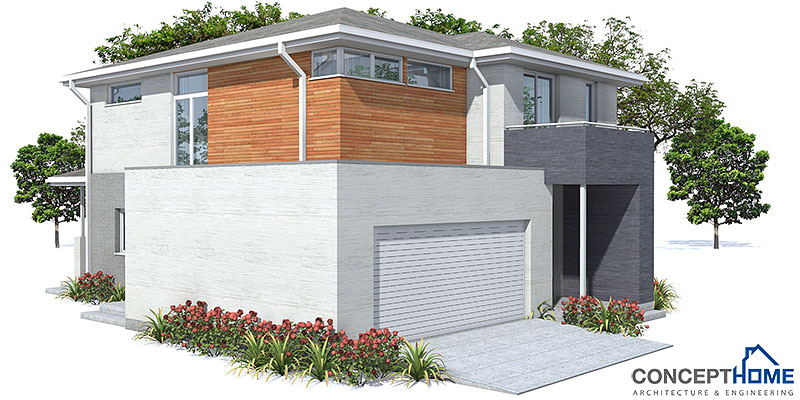 Modern House Ch111 2f 195m 3b Great House Plan For Big Family House Plan