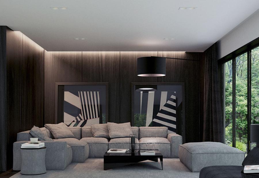 house design semi-detached-house-plan-CO83d-2 2