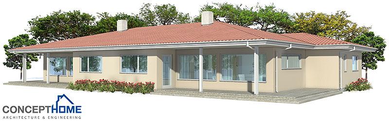 house design semi-detached-house-plan-CH121D 5