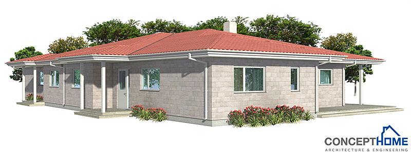 house design semi-detached-house-plan-CH121D 6