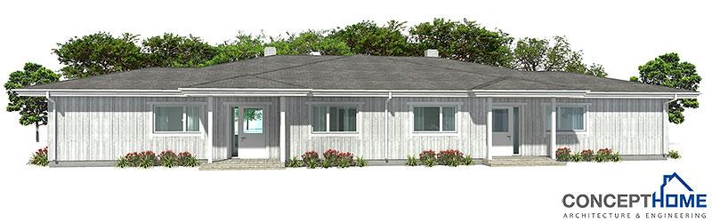 house design semi-detached-house-plan-CH121D 12