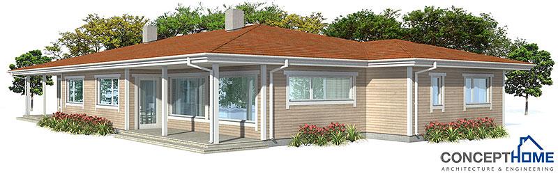 house design semi-detached-house-plan-CH121D 13