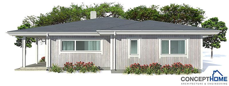 house design semi-detached-house-plan-CH121D 17