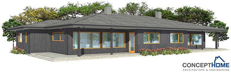 house design semi-detached-house-plan-CH121D 19