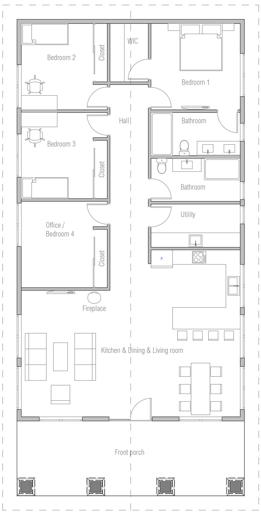 house design house-plan-ch646 10