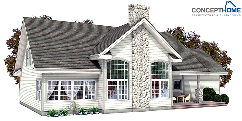 Classical American House Plan In Craftsman Style House Plan