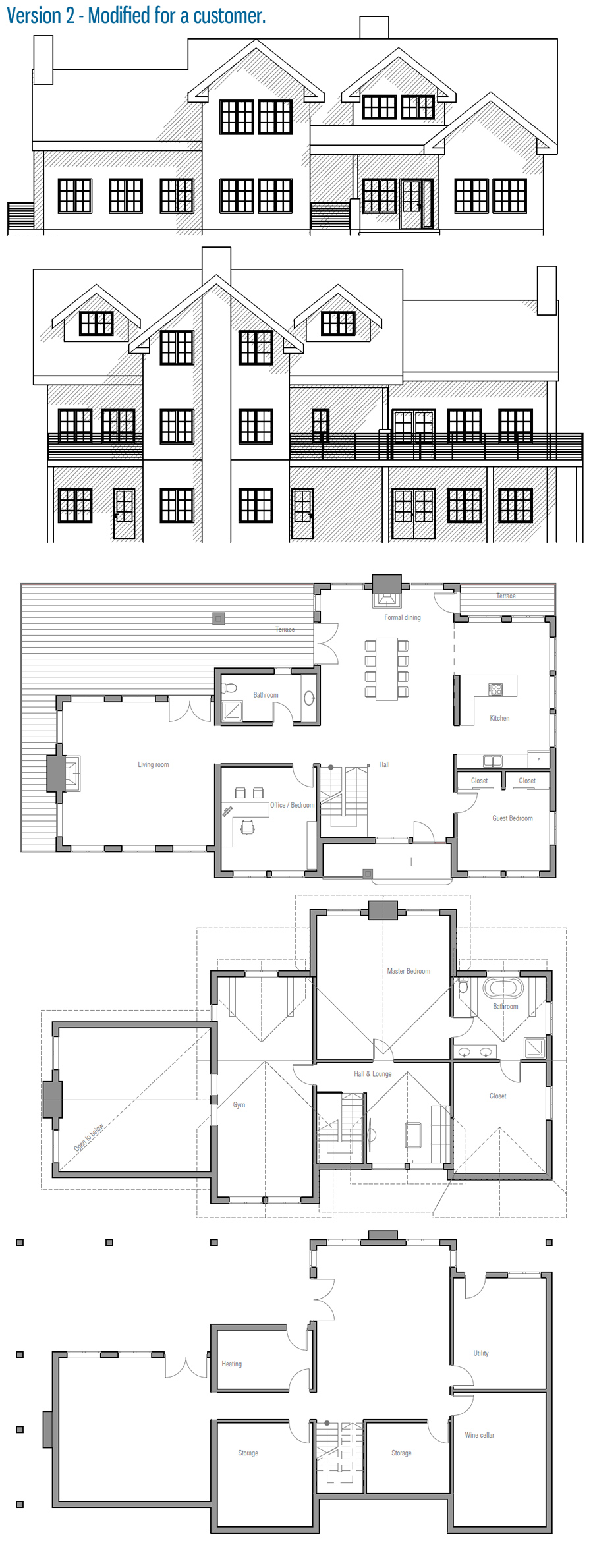 house design craftsman-style-home-plan-ch145 22