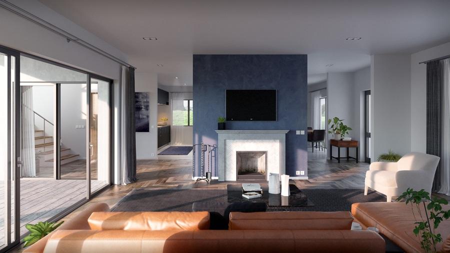 house design house-plan-ch644 2
