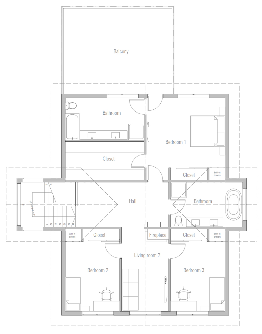 house design house-plan-ch644 12