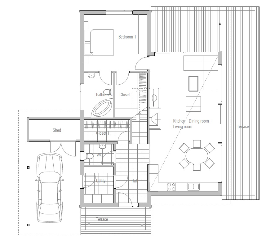 house design small-house-ch51 11