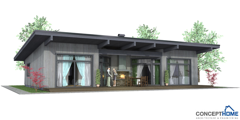 Small Houses 06 House Plan Ch61 Jpg