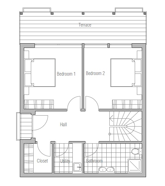 house design small-house-ch99 20