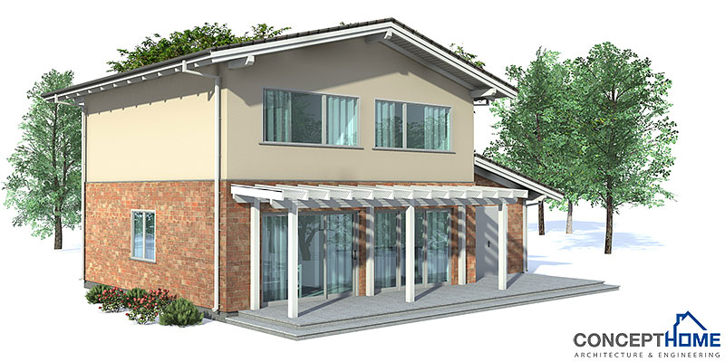Small House Plan Oz43 With Affordable Building Budget