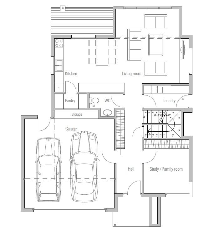 House Plan CH111