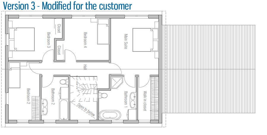 house design small-house-plan-ch150 22