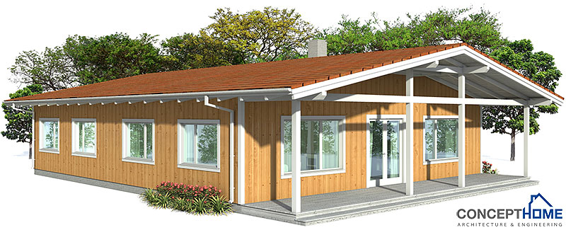 Small house plan ch4 with affordable building budget for House building budget planner