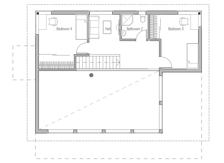 Brilliant Small-Budget House Plan 756 x 550 · 57 kB · jpeg