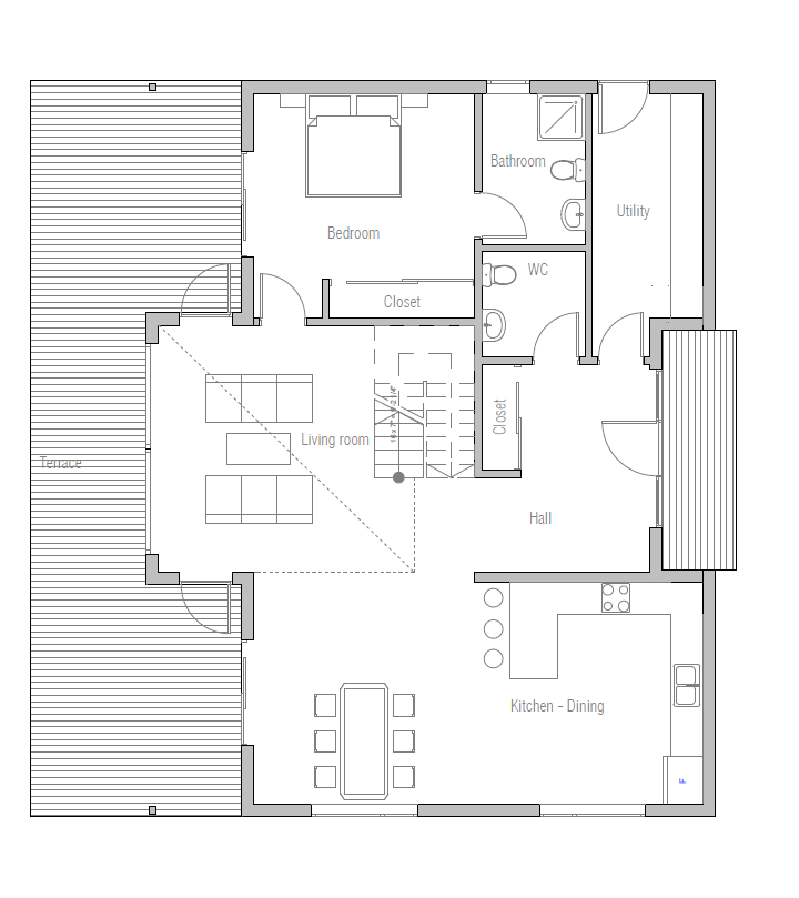 house design small-house-plan-ch16 10
