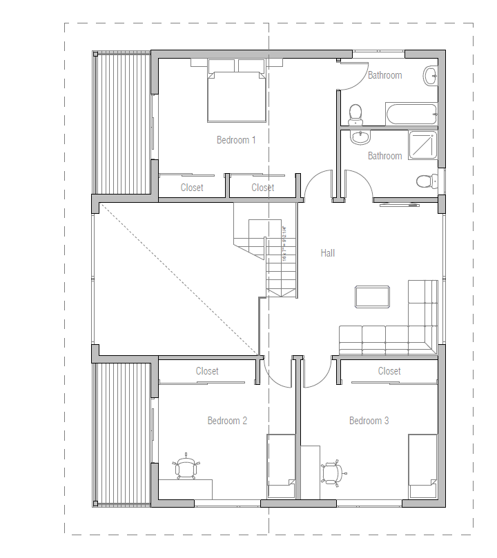 house design small-house-plan-ch16 11