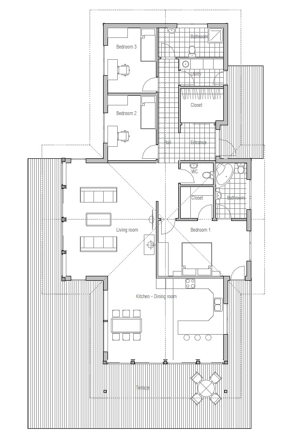 house design small-house-ch85 12