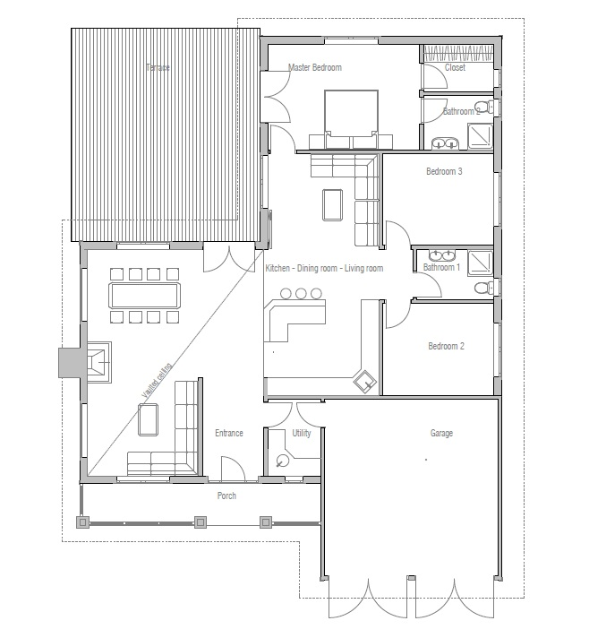 nice small house plans | webshoz