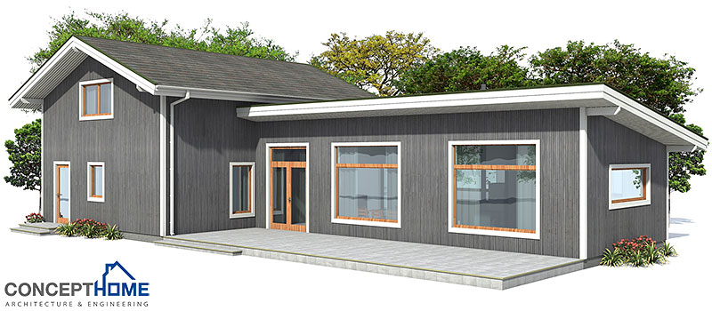 Small House Plan Ch2 Floor Plans And Home Design
