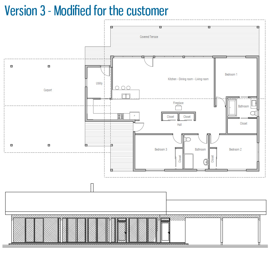 house design small-house-ch140 50