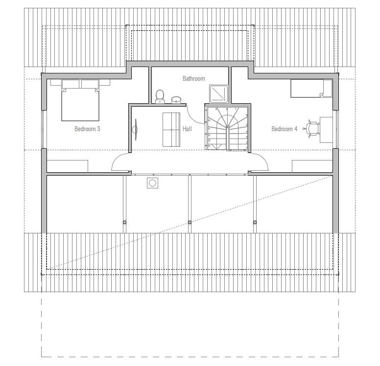 House plan ch7 - Scandinavian house plans ...