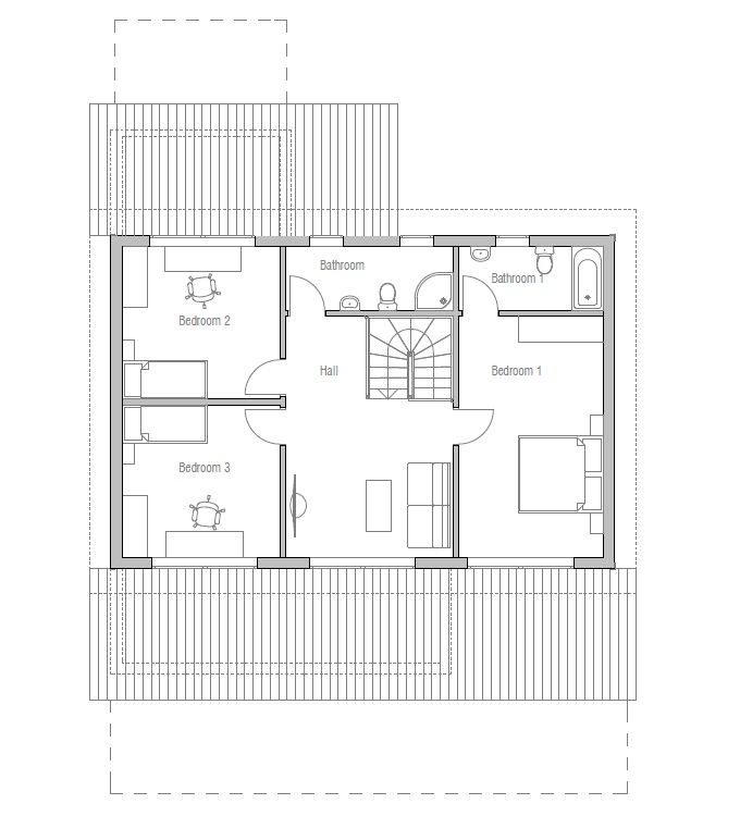house design small-house-ch154 154