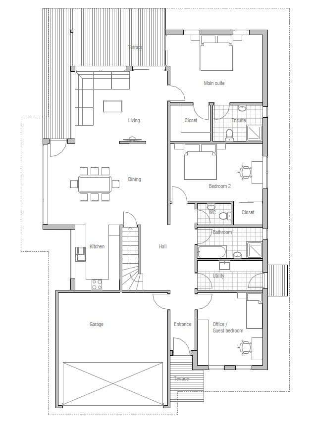 North Facing House Plans For 60x40 Site likewise 484207397409381302 additionally Modern House Design 2012002 together with 436427020115130183 likewise Build Your Own Version Of 2013s Small Home Of The Year. on 30 x 60 ft site west facing duplex house plans