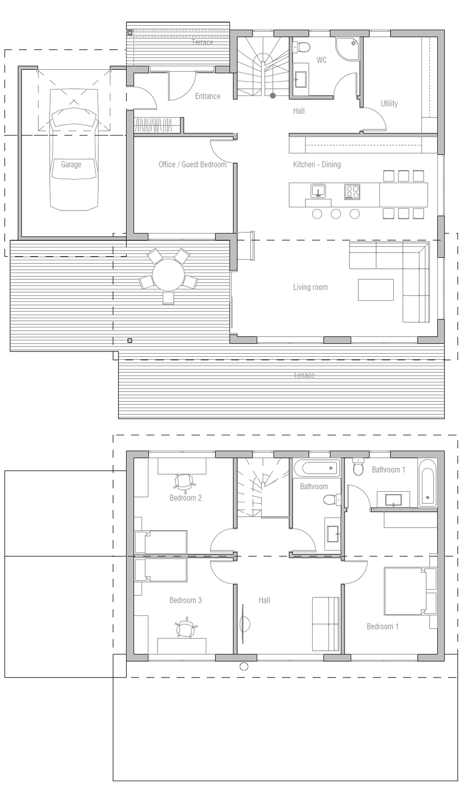 house design modern-house-ch153 10
