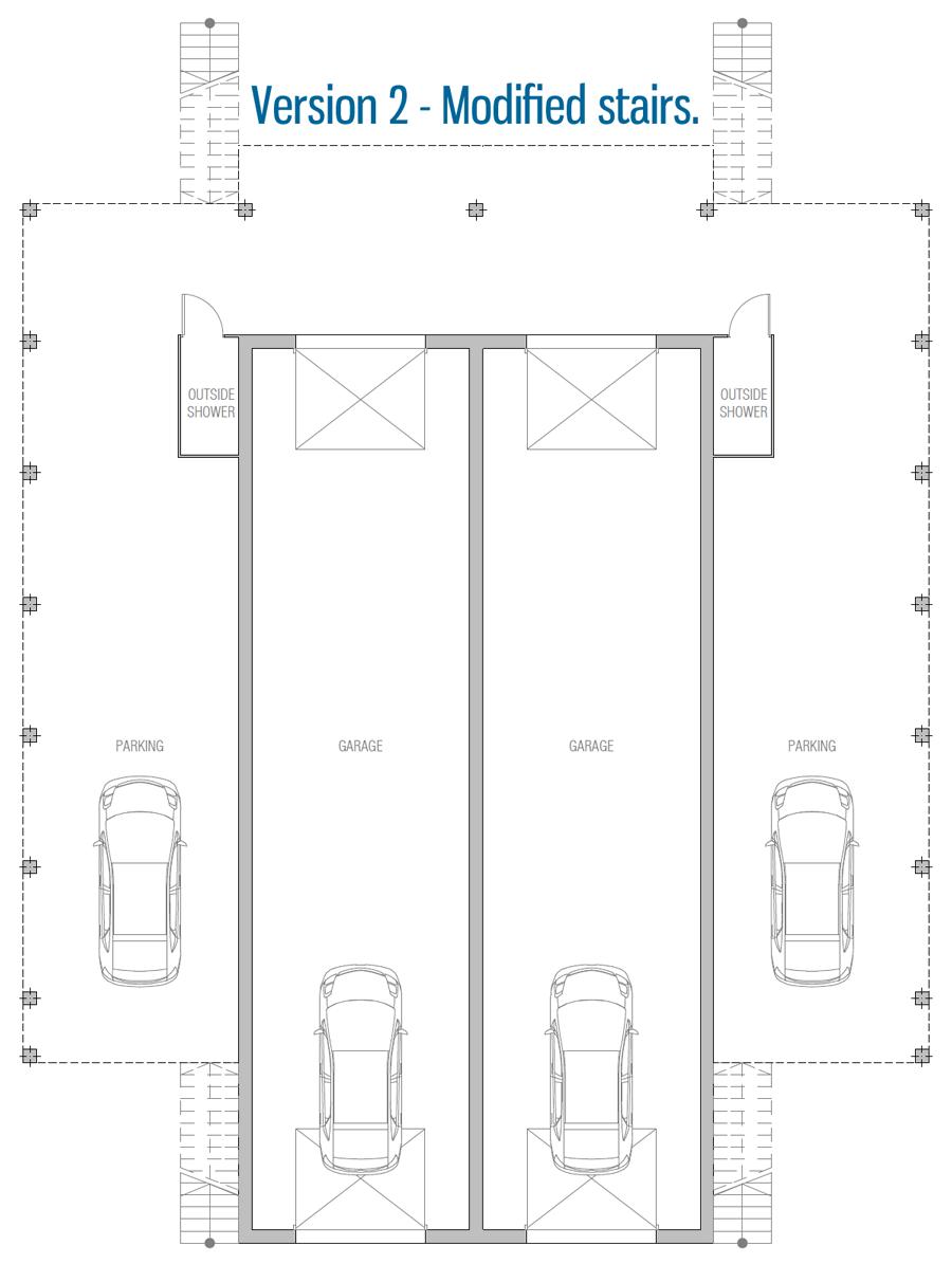 house design duplex-plan-ch546d 13