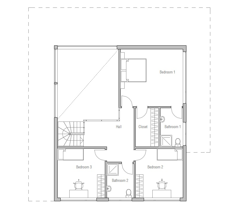 simple economy house plans simple house plan 2