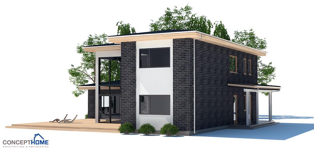 house design modern-home-plan-ch17 5