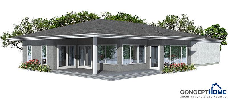 modern houses_02_house_plan_oz74jpg - One Level House Plans