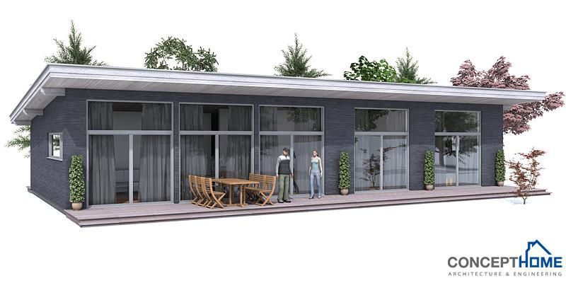 Affordable Modern House Plans Affordable Home Plans Affordable Home Plan Ch64