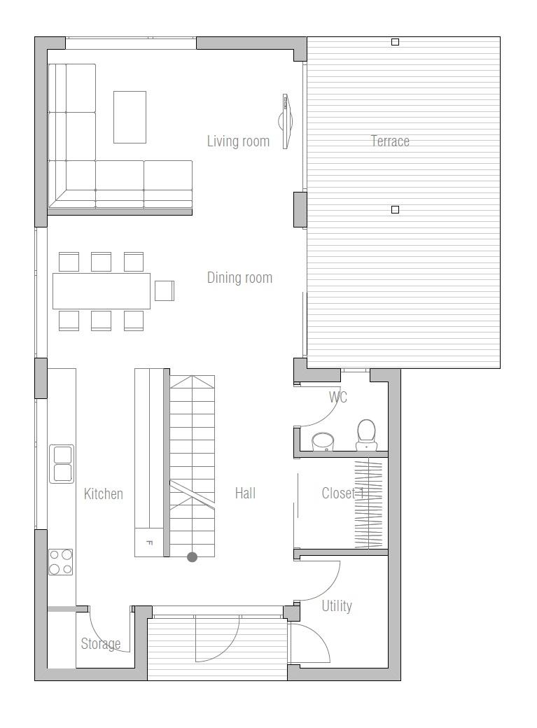 House Floor Plan 149