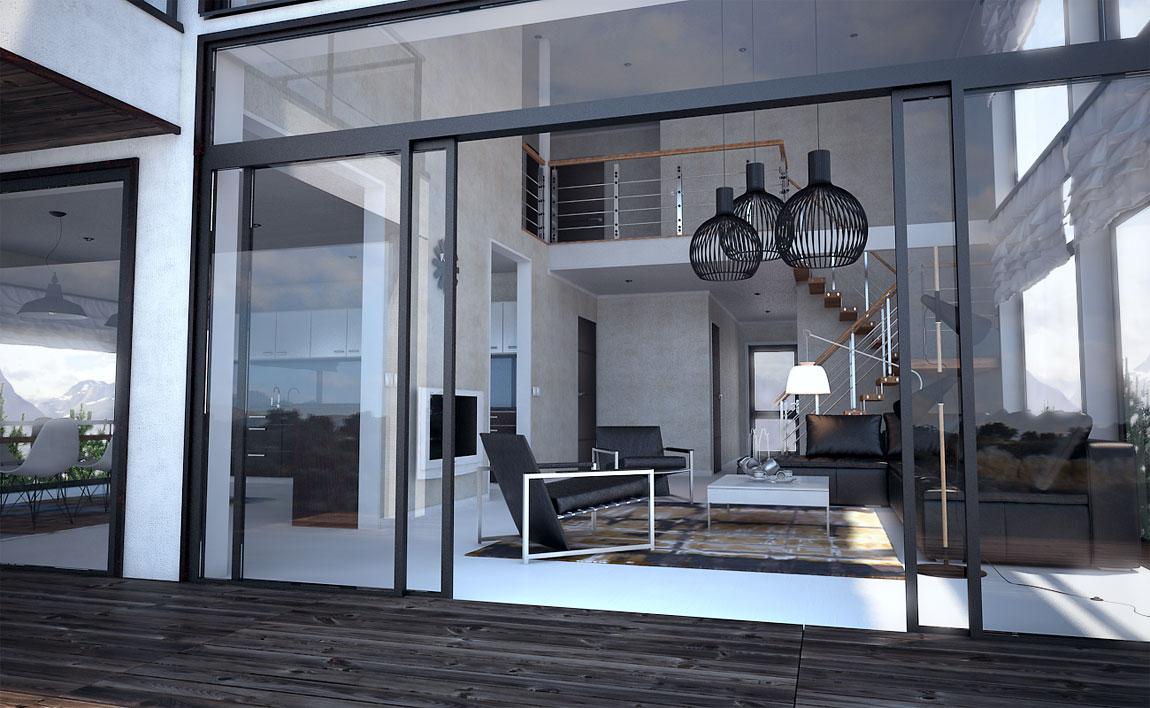house design contemporary-home-ch149 2