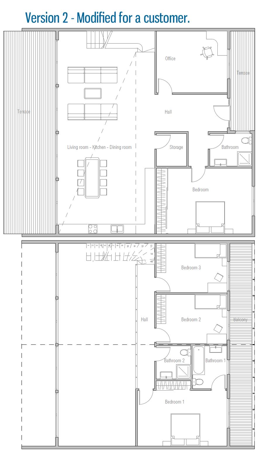 house design contemporary-home-ch157 20