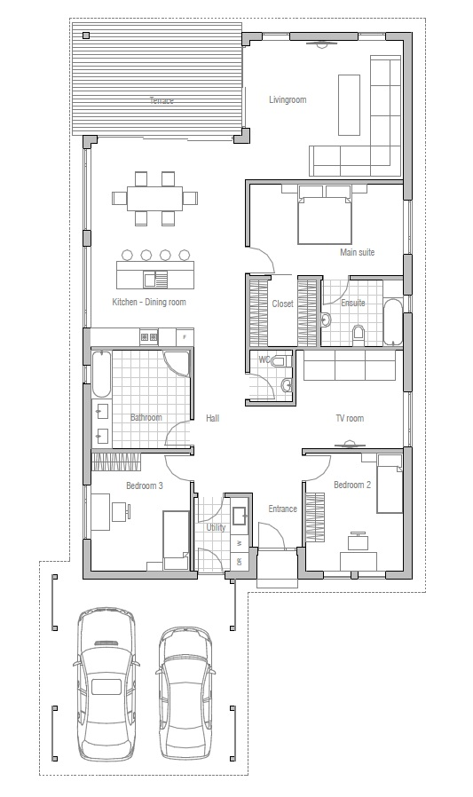 Modern House Oz71 Floor Plans And Images House Plan