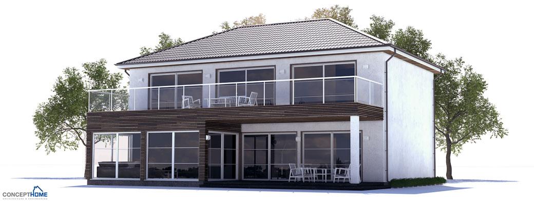 Modern House Design Ch172 With Good Floor Plans