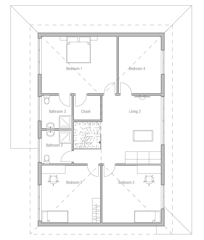 Cost efficient house designs