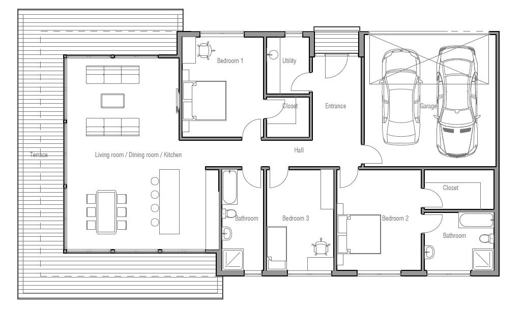 Marvelous create big garage house plans photos best for New house plans 2013