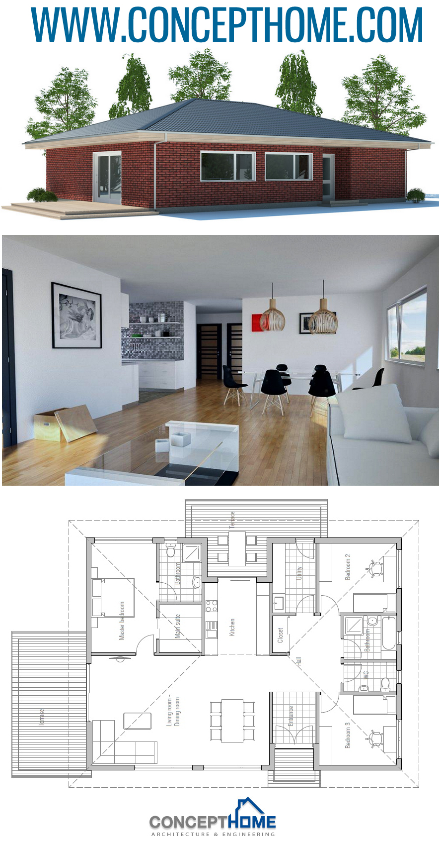 house design affordable-home-ch182 892
