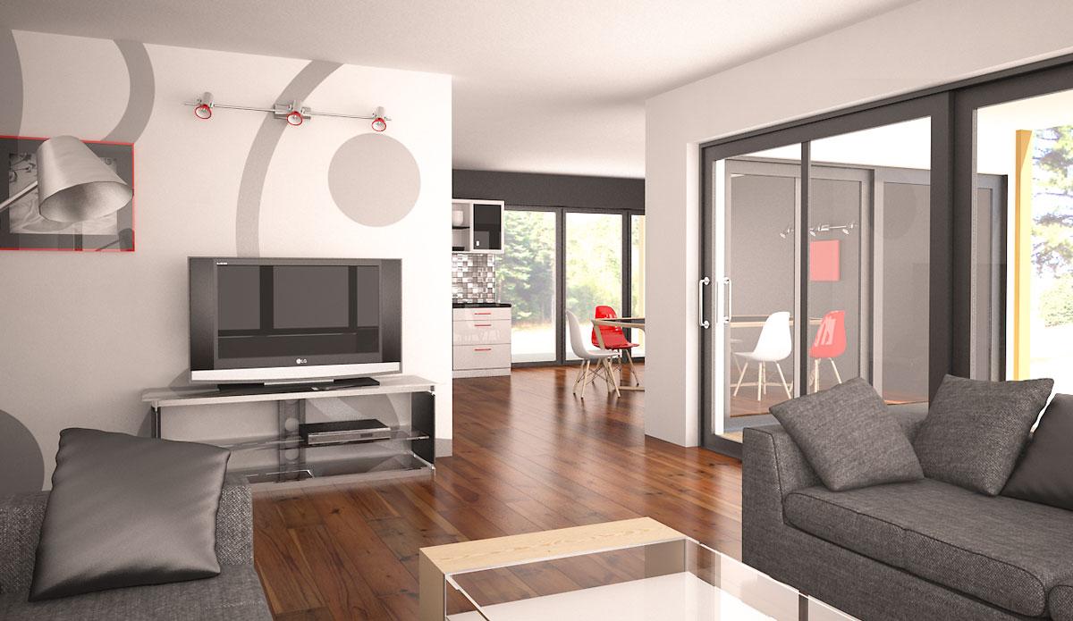house design modern-house-ch180 2