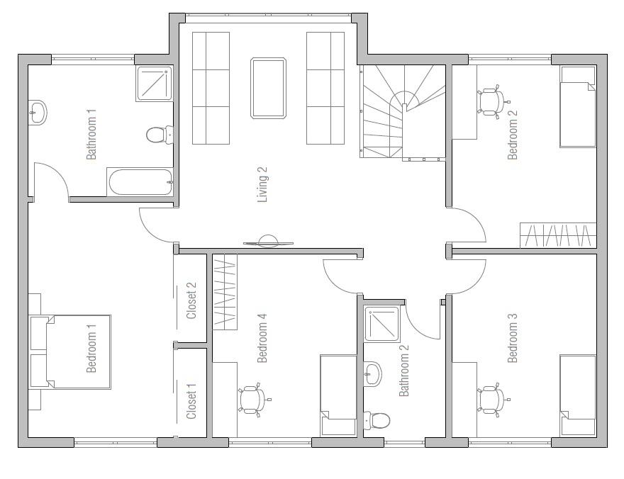 house design modern-house-ch180 11