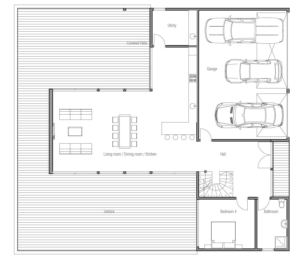 house design Contemporary-home-ch185 10
